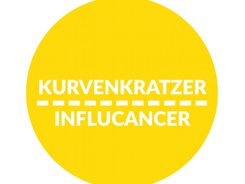 Kurvenkratzer – InfluCancer: Talk about cancer!