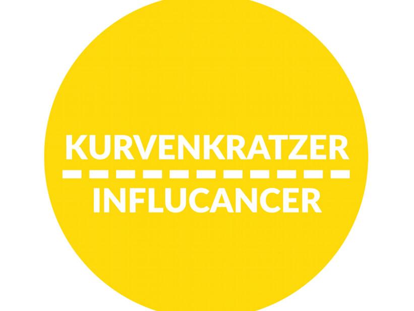 Kurvenkratzer – InfluCancer: Talk about cancer!
