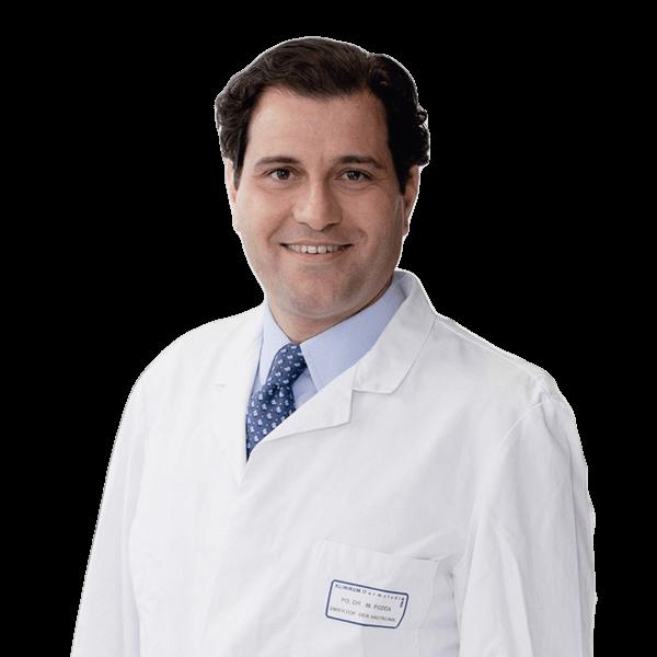 PD Dr. med. Maurizio Podda