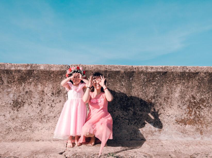 Wenn Mama oder Papa Krebs hat: Wie kann ich mein Kind unterstützen?