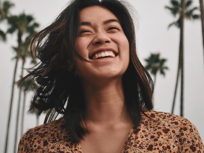 Gummy Smile (Zahnfleischlächeln)