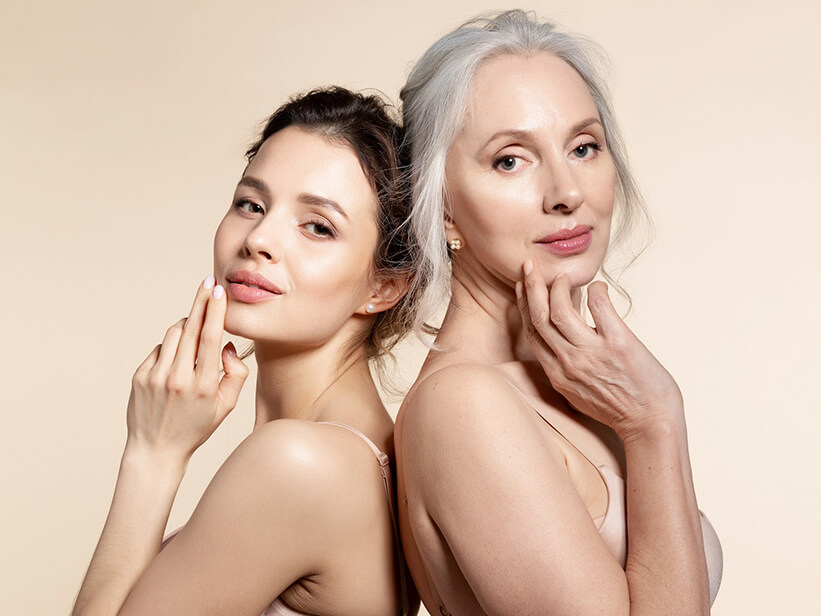 Haut effektiv schützen: Faltenprävention im Sommer