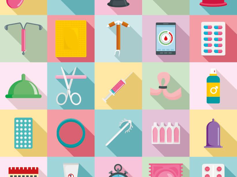 Verhütungsmittel: Ein kleiner Überblick der verschiedenen Methoden!