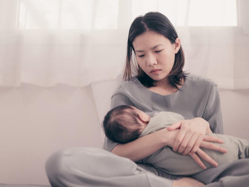 Alles über die Wochenbettdepression (postnatale/postpartale Depression)