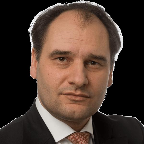 Prim. Prof. (DMC) Dr. med. Boris P. Todoroff