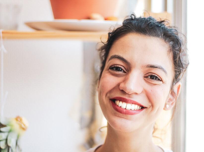 Tipps für strahlend weiße Zähne